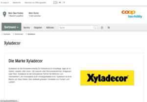 Gesundheits-gefährdend: Xyladecor-Holzschutz