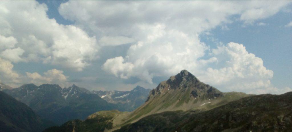 Im hochalpinen Gebiet sind die Heizperioden länger (Foto: Remo Maßat)