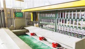Metallveredelung zum Haltbarmachen (Korrosionsschutz) und auch aus optischen Gründen