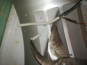 Badlampe ersetzen: Von wasserdurchlässig zu wasserdicht