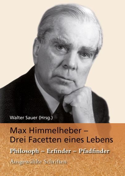 Max Himmelberger setzte sich für ökologische Nachhaltigkeit ein. Dabei erfand ausgerechnet er den Preßspan...